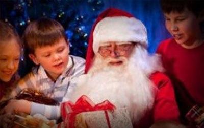 Дед Мороз на дом - АртКума - http://art.kyma.ru