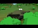 Мультики про танки. ЖИВАЯ СТАЛЬ