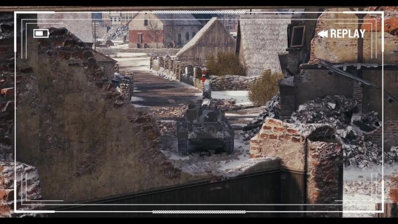 WoT Fan развлечение и обучение от танкистов World of Tanks Лучшие выстрелы №154 от Gooogleman и Sn1p3r90 World of Tanks
