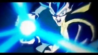 Super Saiyan Blue Gogeta Kamehameha Movie Clip | Dragon Ball Super - Broly