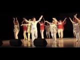 8. Территория танца танцуют все Группа элегантного возраста