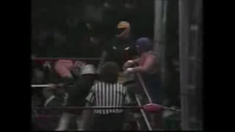 UWA TV (February 8th, 1992)