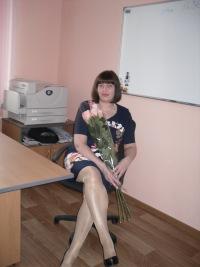 Вера Новикова, 1 декабря 1964, Новосибирск, id175798045