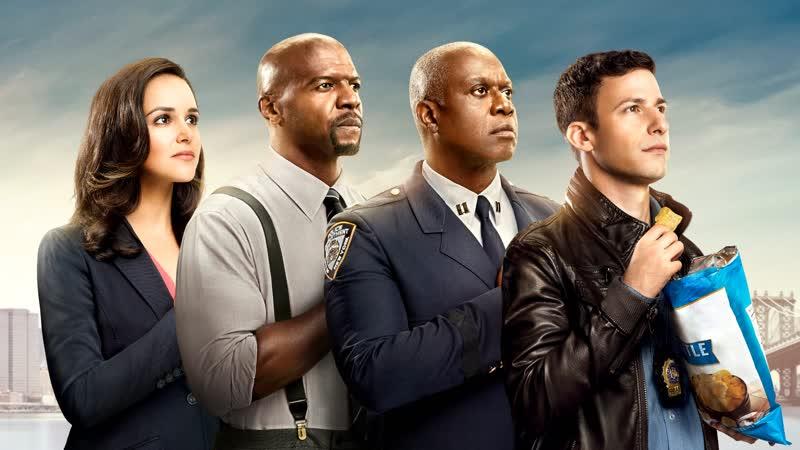 В Эфире Бруклин 9-9 ( 2 сезон 1-10 серия) BLACK FOX Ultra Cinema