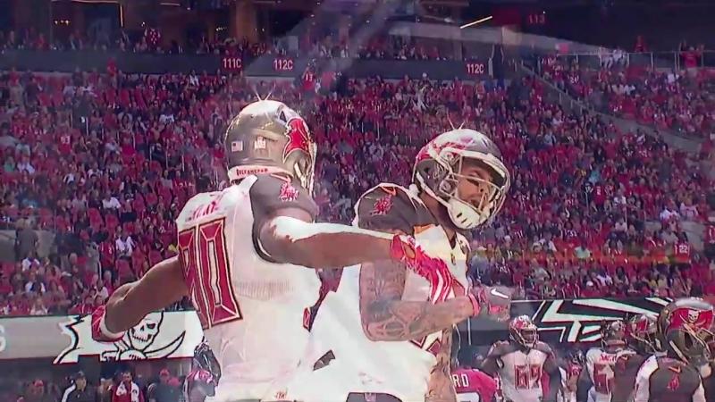 NFL 2018-2019 Week 06 Tampa Bay Buccaneers - Atlanta Falcons EN