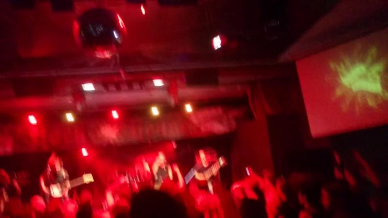 Гробовая доска - Песня уклониста (ROCK HOUSE 2018-09-14)