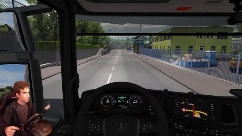 [Alcatraz1011] НОВАЯ ГРАФИКА И KRONE TRAILER PACK - Euro Truck Simulator 2 (1.32.3.4s) [172]
