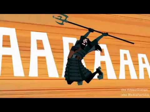 Samurai Jack syncs up almost perfectly with BFG Division from DOOM