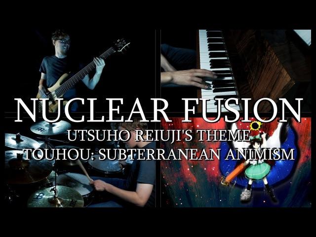 Nuclear Fusion Utsuho Reiujis Theme (Touhou 11) - Jazz Cover || BillyTheBard11th