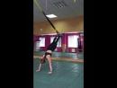 Tex handstand push-ups