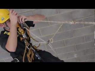 AIS - Level 1 rope access maneuvers - Passing deviations