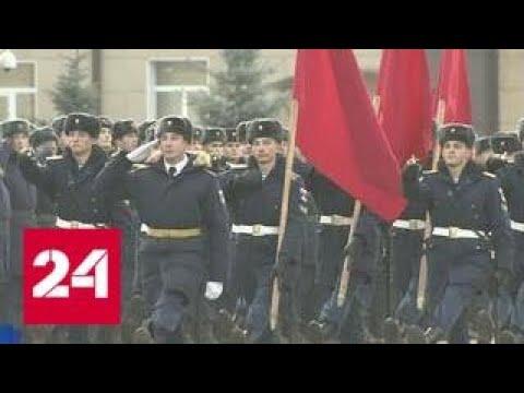 100 лет исполняется легендарному Рязанскому воздушно десантному военному училищу