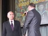 Встреча - концерт с народным артистом СССР Василием Лановым.