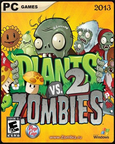 Скачать на компьютер игру зомби против растений 2