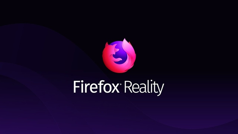 Introducing Firefox Reality