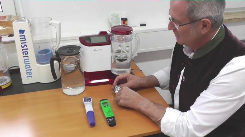 Lourdes Generator Haltbarkeit Wasserstoff - Misterwater®
