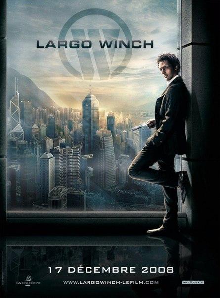 Дилогия приключенческого триллера о парне по имени Ларго Винч: