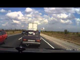 Разговоры дальнобойщиков по рации на трассе М21. 15 канал