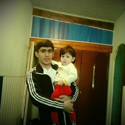 Юсуф Хасимов, 2 ноября 1994, Астрахань, id168046855