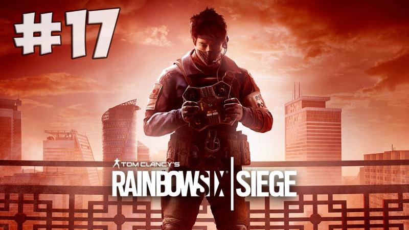 Live: Bludnik Stream Развал кабин. Tom Clancy's Rainbow Six Siege 17