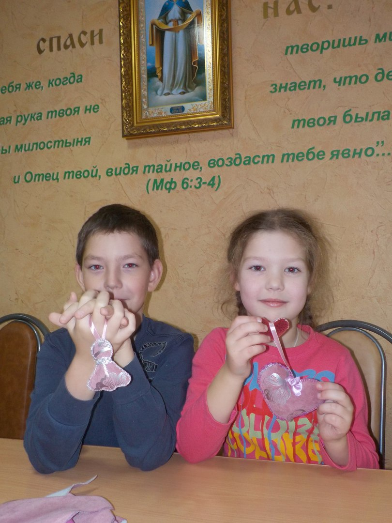 Мастер-класс ко Дню матери 2017 г.