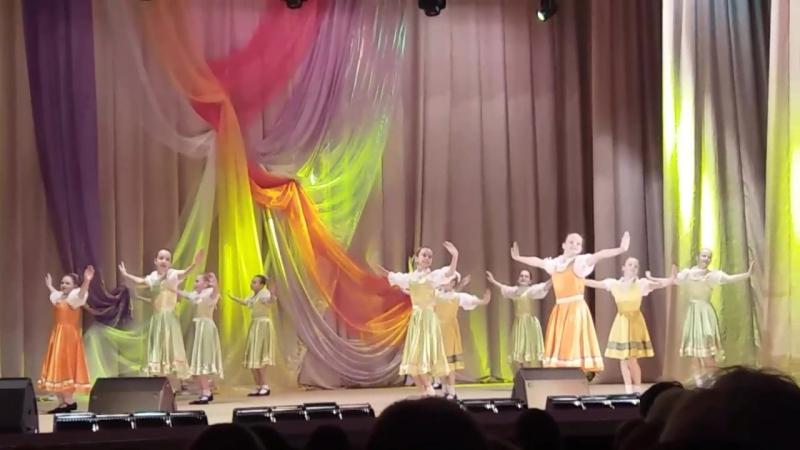 танец Топатушки