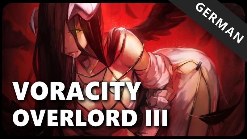 Overlord III「VORACITY」- German ver. | Selphius