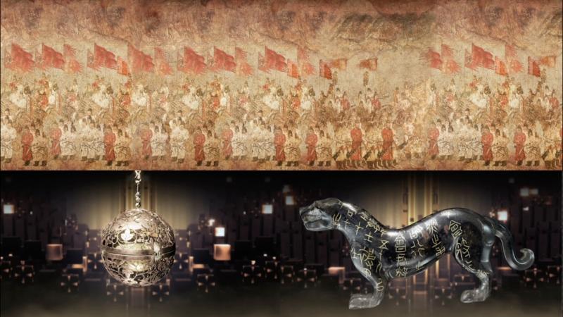 Анонс четвёртой серии - Исторический музей провинции Шэньси