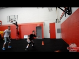 Defensive Reaction Drill for Basketball