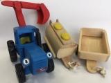 Мануфактура Деревяшер Производство игрушек из древесины