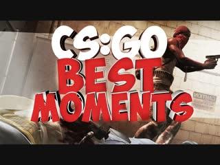 Лучшие моменты cs:go 2018 | level