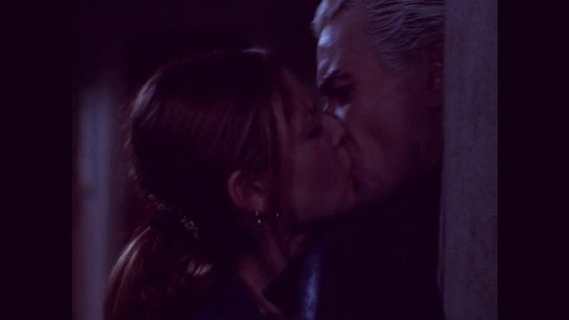 Buffy Spike Баффи и Спайк Любовь никогда не умрет
