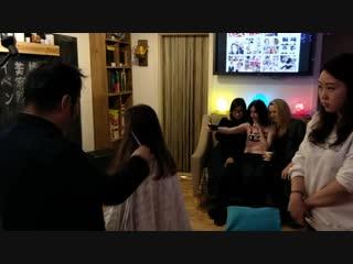 СПБ Yokoyama's мастер-класс женской стрижки