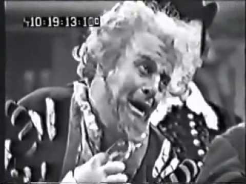 Tito Gobbi - Rigoletto - Cortigiani, vil razza dannata, 1959