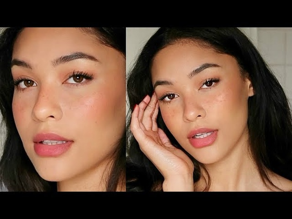 SUNKISSED FRECKLES 'NO MAKEUP' MAKEUP LOOK | Sian Lilly
