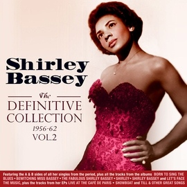 Shirley Bassey альбом The Definitive Collection 1956-62, Vol. 2