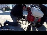 Мотоблок иномарка, мотоблок серии Vario. Made in France!