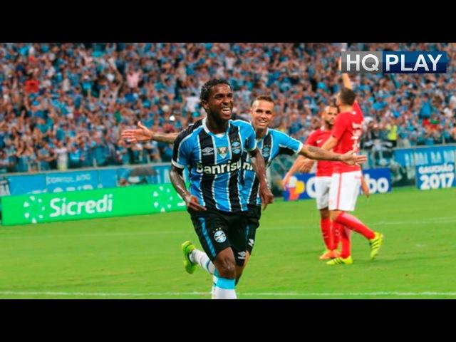 Miller Bolaños vs Internacional ● 04/03/2017 - Campeonato Gaúcho ● HD 720p