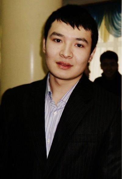 Арман Тайбеков, 4 марта 1993, Новосибирск, id166715139