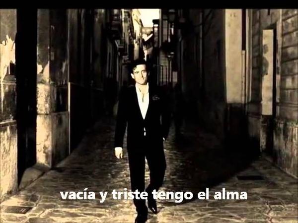 Solo Alone Il Divo con letra en españ
