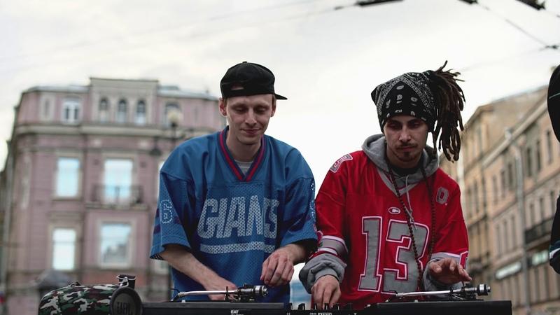 Mc SlimAk NJF Funk Fire Dj'z Street Technic Original vers