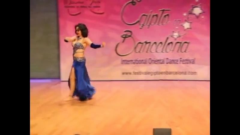Jannat dancing @ Egipto en Barcelona Festival 2015 23645