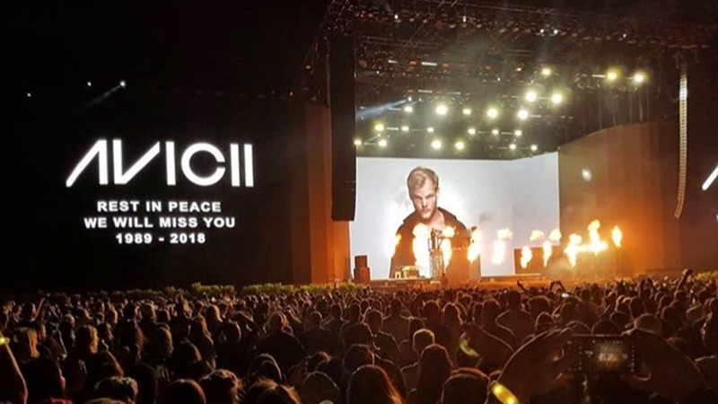 Tributes to Avicii by Famous DJsMusicians Sweden Church Bells Tribute