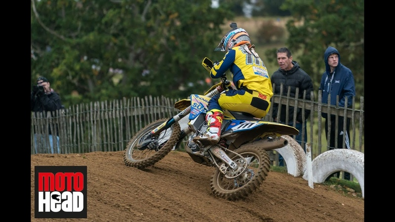 Suzuki wins its first every British premier title with Russian Evgeny Bobryshev