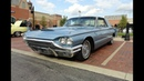 1964 Ford Thunderbird T Bird Hardtop Won in a Raffle! My Car Story with Lou Costabile