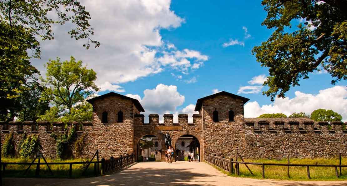 Римский форт
