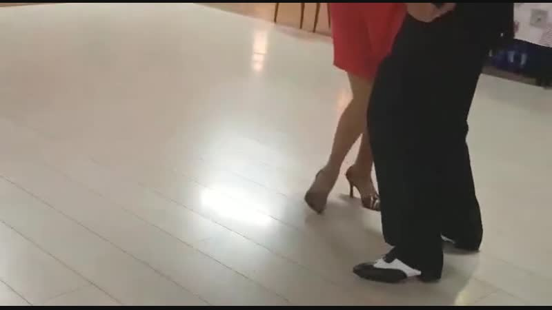 Танго канженге. Ferruccio y Mary