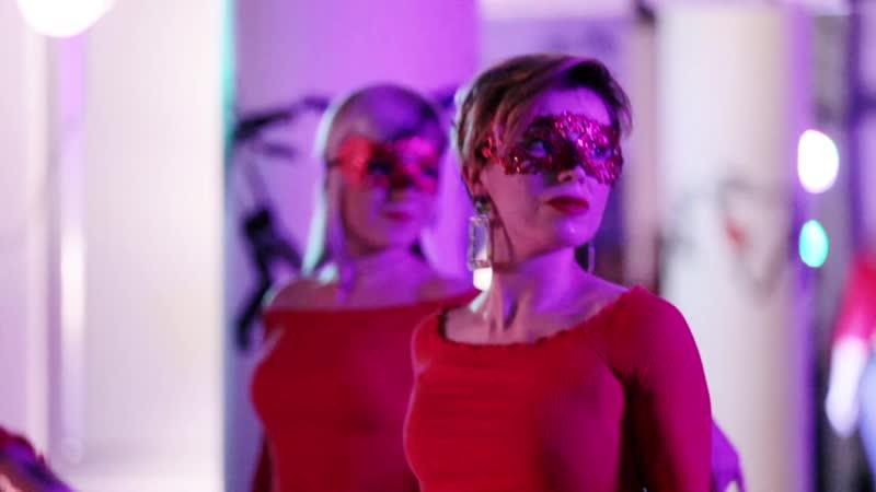 Кизомба ladies style Касабланка отчетный концерт 2018г.