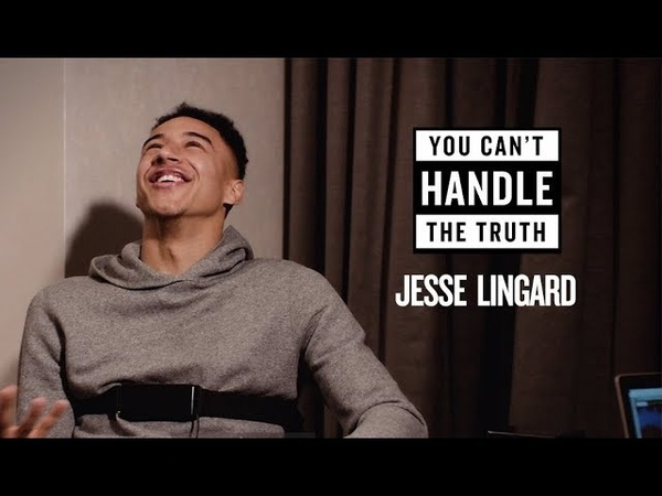 """Jesse Lingard vs Lie Detector - """"I don't practice my celebrations in front of the mirror"""" ad"""