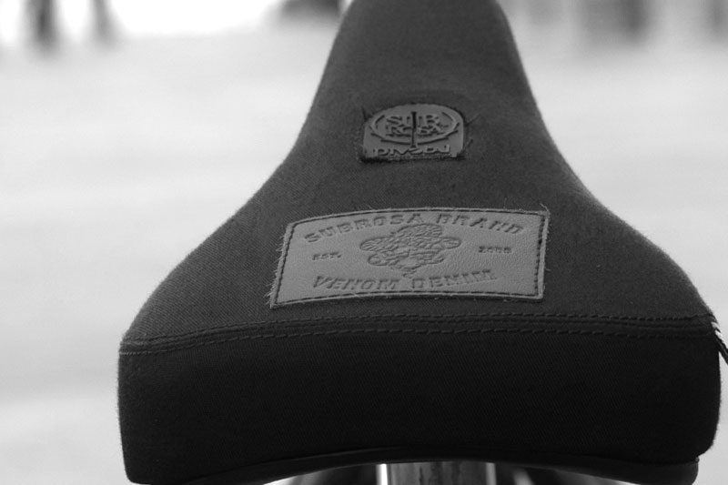 Nick Bullen bikecheck seat